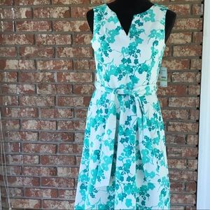 NWT Nine West Sleeveless Dress
